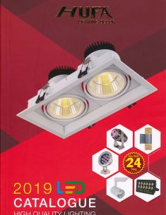 Catalogue Đèn Led HUFA