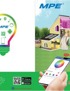 Catalogue Đèn Led MPE