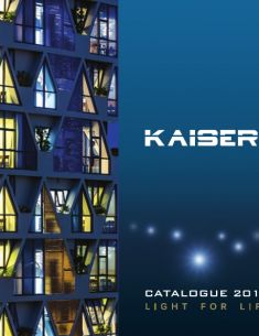 Catalogue Đèn Led  KAISER