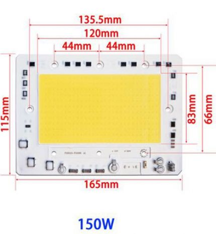 CHIP LED TIM-5054-150W