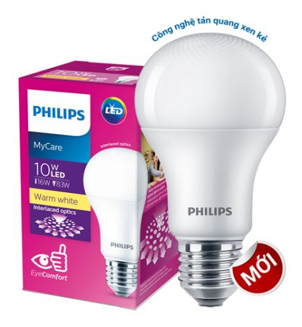 ĐÈN LED BULB MYCARE PHILIPS