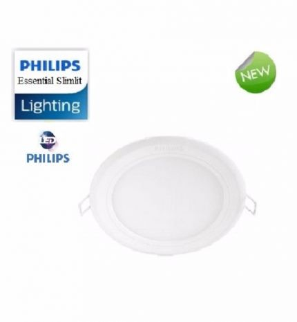 Đèn led downlight Panel 59511 Slimlit 12W 2700K D120 Philips tròn