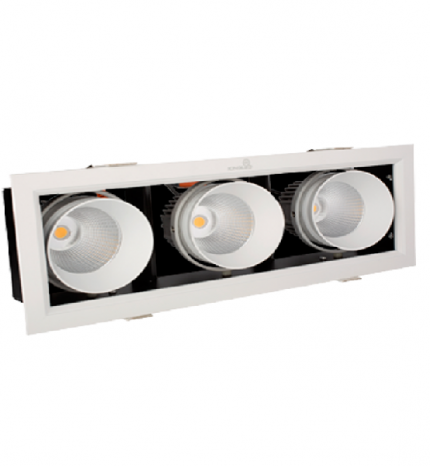 ĐÈN LED SPOTLIGHT (GL-3*10-V334)