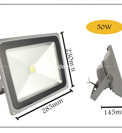 ĐÈN PHA LED TC-FLU-50W